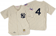Lou Gehrig New York Yankees Mitchell & Ness Authentic 1939 Button Up Jersey