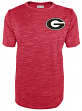 "Georgia Bulldogs Majestic NCAA ""Without Walls"" Performance T-Shirt"