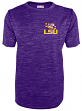 "LSU Tigers Majestic NCAA ""Without Walls"" Performance T-Shirt"