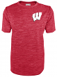 "Wisconsin Badgers Majestic NCAA ""Without Walls"" Performance T-Shirt"