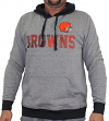 """Cleveland Browns Majestic NFL """"Gameday"""" Men's Pullover Hooded Sweatshirt"""