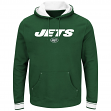 "New York Jets Majestic NFL ""Championship"" Men's Pullover Hooded Sweatshirt"