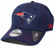 New England Patriots New Era NFL 39THIRTY Performance Color Stitch Flex Fit Hat
