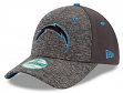 """San Diego Chargers New Era 9Forty NFL """"The League Shadow"""" Adjustable Hat"""