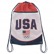 Team USA Olympic Games Drawstring Backpack Sling Bag