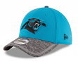 Carolina Panthers New Era 39THIRTY 2016 Official Training Flex Hat - Blue