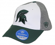 Michigan State Spartans NCAA Top of the World Hustle Stretch Fit Performance Hat