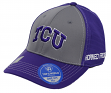 """TCU Horned Frogs NCAA TOW """"Dynamic"""" Memory Fit Performance Mesh Hat"""