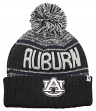 "Auburn Tigers NCAA Top of the World ""Acid Rain"" Striped Cuffed Knit Hat"