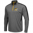 "Missouri Tigers NCAA ""Atlas"" 1/4 Zip Pullover Men's Charcoal Wind Shirt"