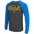 "UCLA Bruins NCAA ""Olympus"" Long Sleeve Raglan Shirt - Charcoal"