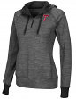 "Texas Tech Red Raiders Women's NCAA ""Double Back"" 1/2 Zip Fitted Sweatshirt"