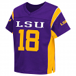 "LSU Tigers NCAA Toddler ""Hail Mary"" Fashion Football Jersey"