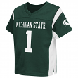 """Michigan State Spartans NCAA Toddler """"Hail Mary"""" Fashion Football Jersey"""