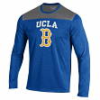 "UCLA Bruins Under Armour NCAA ""Defensive Stop"" Men's Performance L/S Shirt"