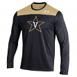 "Vanderbilt Commodores Under Armour NCAA ""Defensive Stop"" Performance L/S Shirt"