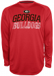 "Georgia Bulldogs NCAA Champion ""Be a Beast"" Long Sleeve Performance Shirt"