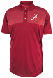 "Alabama Crimson Tide NCAA Champion ""Playbook"" Men's Performance Polo Shirt"