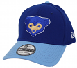 "Chicago Cubs New Era MLB 39THIRTY Cooperstown ""Classic "" Flex Fit Hat - Two Tone"