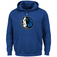 "Dallas Mavericks Majestic NBA ""Supreme Logo"" Men's Pullover Hooded Sweatshirt"