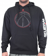 "Washington Wizards Majestic NBA ""Choice"" Men's Black Pullover Hooded Sweatshirt"