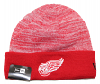 "Detroit Red Wings New Era NHL ""Team Rapid"" Cuffed Knit Hat"