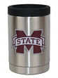 Mississippi State Bulldogs NCAA Stainless Steel Insulated 12oz Jacket with Seal