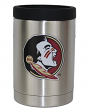 Florida State Seminoles NCAA Stainless Steel Insulated 12oz Jacket with Seal