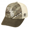 "LSU Tigers NCAA Top of the World RealTree ""Logger"" Mesh Back Hat"