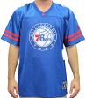 "Philadelphia 76ers Starter NBA Men's ""Blindside"" Football Jersey"