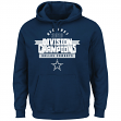 Dallas Cowboys Majestic NFL 2016 NFC East Division Champions Men's Sweatshirt