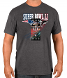 Atlanta Falcons vs New England Patriots NFL Super Bowl 51 Ticket S/S T-Shirt