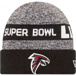 Atlanta Falcons New Era NFL Super Bowl LI Participation Knit Hat