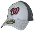 "Washington Nationals New Era MLB 39THIRTY ""Grayed Out Neo 2"" Flex Fit Hat"