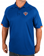 """New York Knicks Majestic NBA """"Excitement"""" Men's Synthetic Polo Shirt"""