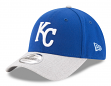 "Kansas City Royals New Era 9Forty MLB ""The League Heather 2"" Adjustable Hat"