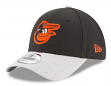 "Baltimore Orioles New Era 9Forty MLB ""The League Heather 2"" Adjustable Hat"