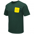 "Oregon Ducks NCAA ""Banya"" Men's Dual Blend S/S Pocket T-Shirt"