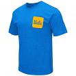 "UCLA Bruins NCAA ""Banya"" Men's Dual Blend S/S Pocket T-Shirt"