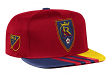 Real Salt Lake Adidas MLS 2017 Authentic Team Performance Snap Back Hat