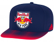 New York Red Bulls Adidas MLS Sublimated Dot Embroidered Snap Back Hat