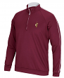 Cleveland Cavaliers Adidas NBA Men's Piped Climalite 1/4 Zip Pullover Sweatshirt