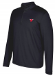 "Chicago Bulls Adidas NBA Men's ""Dunk"" Climalite 1/4 Zip Pullover Sweatshirt"