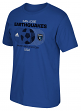 "San Jose Earthquakes Adidas MLS ""Soccer World"" Tri-Blend Men's S/S T-Shirt"