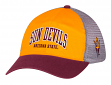 Arizona State Sun Devils Adidas NCAA Adjustable Slouch Mesh Back Hat