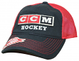 Detroit Red Wings CCM Reebok NHL Two-Tone Slouch Adjustable Hat