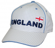 """Team England World Cup Soccer Federation """"Printed"""" Structured Adjustable Hat"""