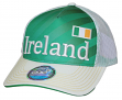 "Team Ireland World Cup Soccer Federation ""Jersey Hook"" Structured Mesh Back Hat"