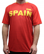 "Team Spain World Cup Soccer Federation Premium ""Jersey"" T-Shirt"
