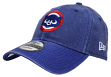 "Chicago Cubs New Era MLB 9Twenty Cooperstown ""Rugged Wash"" Adjustable Hat 1984"
